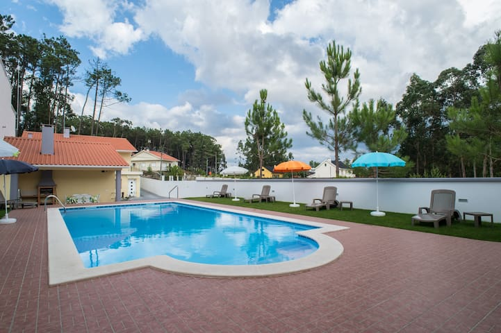 """Residencia """"Os Pinheirais"""" - Boa Vista - Dům"""
