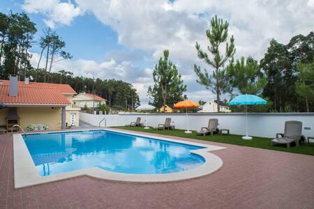 """Residencia """"Os Pinheirais"""" - Boa Vista"""