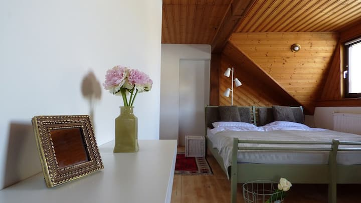 Laa Casa - cosy house - 800m from the thermal spa