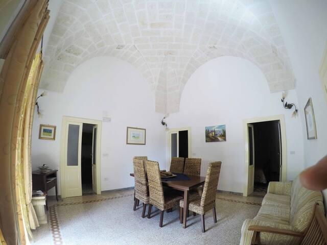 Antica villa del primo novecento
