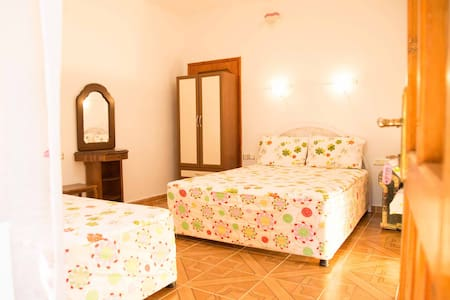 "Room ""Grapefruit"" in Ayşe's Garden - Çıralı - Bed & Breakfast"