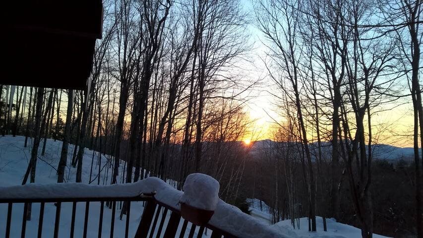 Glebe Acres - a secluded Stowe Hollow chalet - Stowe - Maison