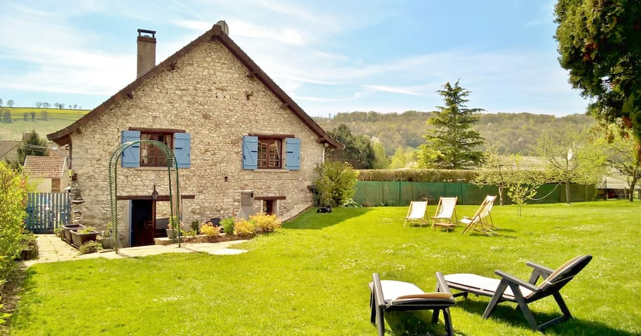 Gite de la Vallée in Champagne - Baulne-en-Brie - Vacation home