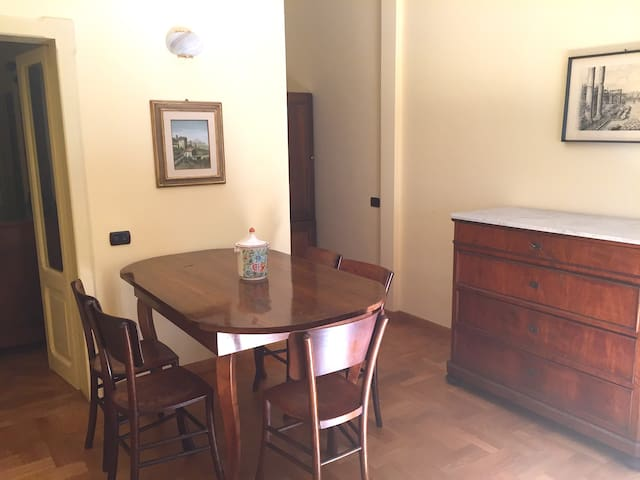 Central cozy apartment - Foligno - Leilighet