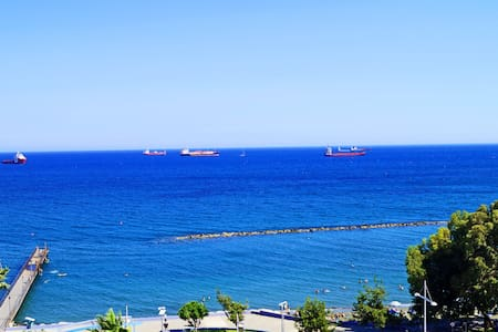 Luxury apartment with great seaview - Wohnung