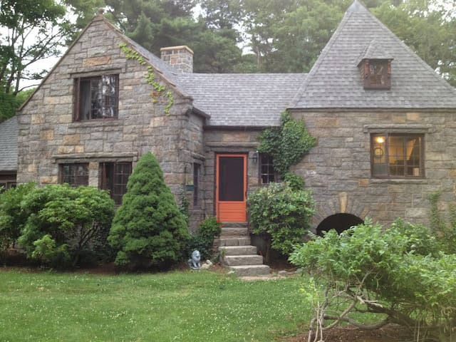 *ANTIQUE STONE HOME*