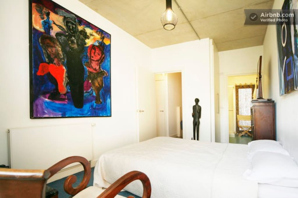 Arty Room,Ensuite Bathroom,KingsX