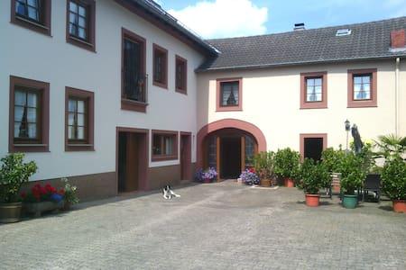 Bauernhof-Ferienwohnung - Neidenbach - Apartmen