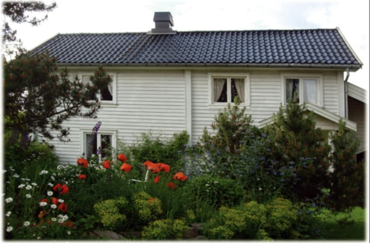Bjerknes bed and breakfast - Eidsvoll - Гестхаус