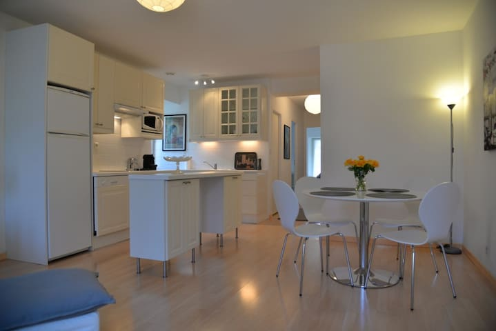 Modern bright two bedroom apartment - Bagnères-de-Bigorre - Pis