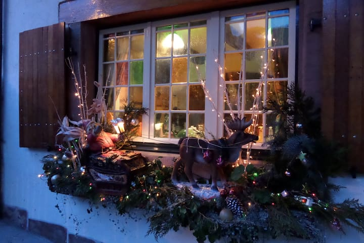 Kerst Bed & Breakfast aanbieding - Romanswiller - Bed & Breakfast