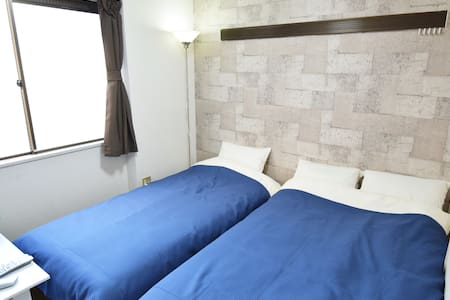 2 Bed Rm Up to 6 guest! 35 min to Ikebukuro TK1 - Apartment