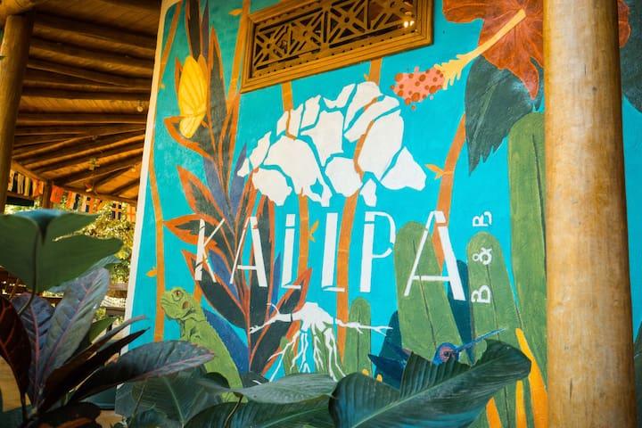 Kallpa- Eter Room