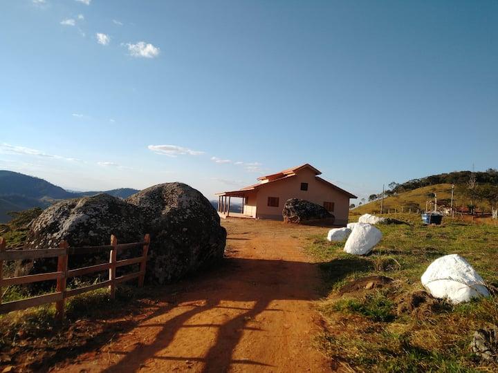 Casa de campo, lugar parar refrescar a mente