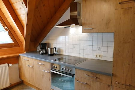 Apartment Schnaiter for 9 persons in Oberharmersbach - Oberharmersbach - Appartement