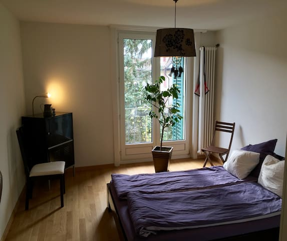 last minute cozy apartment- central