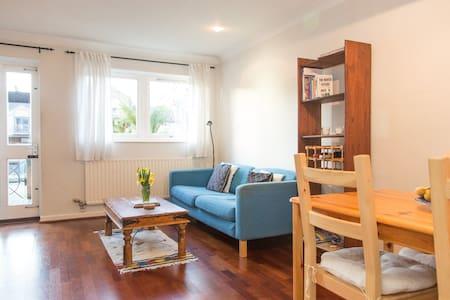 Quiet & convenient in Canary Wharf - Lägenhet