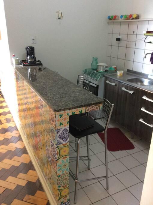 Kitchen / Cozinha.