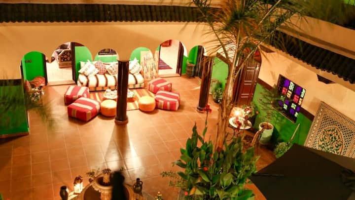 Maison d'hôtes Jnane Salmaa