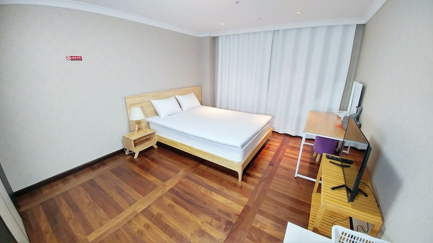 Near Incheon Airport(Double room)半岛旅馆 - Jung-gu