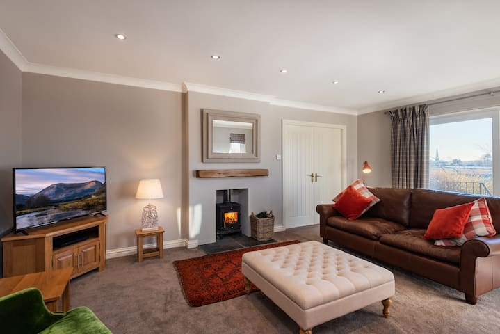Balass Lodge near The Old Course St. Andrews