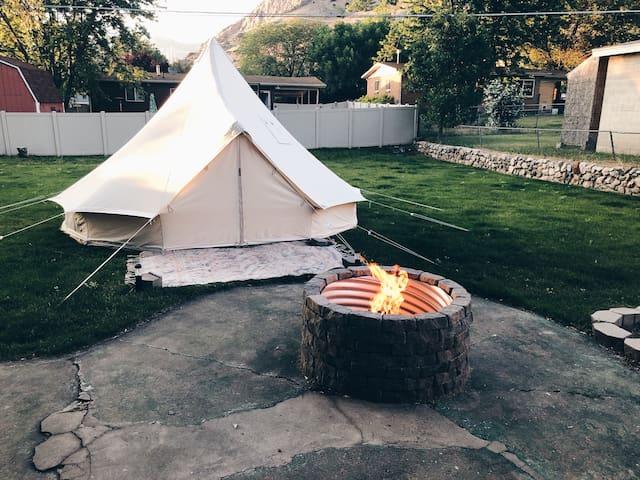 Backyard Bell