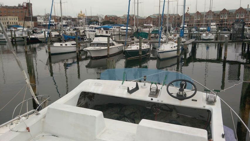 G's Small Power Yacht Just For You - Baltimore - Bateau