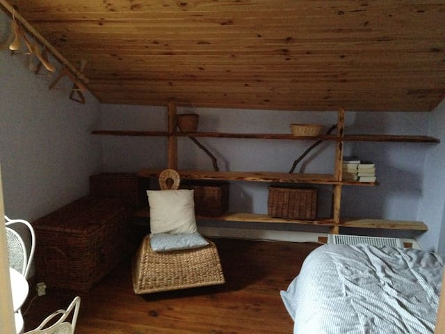 Chambre au calme en Alsace - Ingersheim