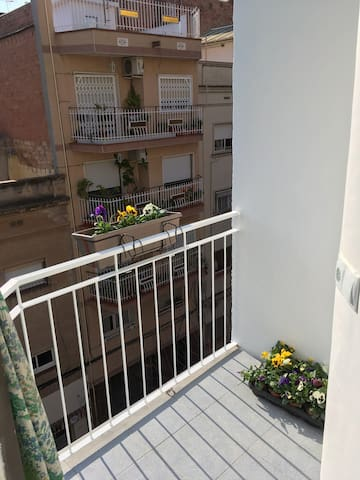 Lovely apartment to enjoy Barcelona - L'Hospitalet de Llobregat - Leilighet
