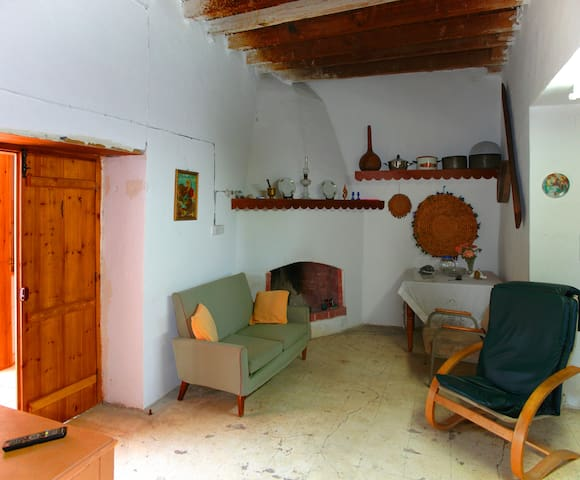 Traditional like museum House - Pissouri, Limassol - Pissouri - House