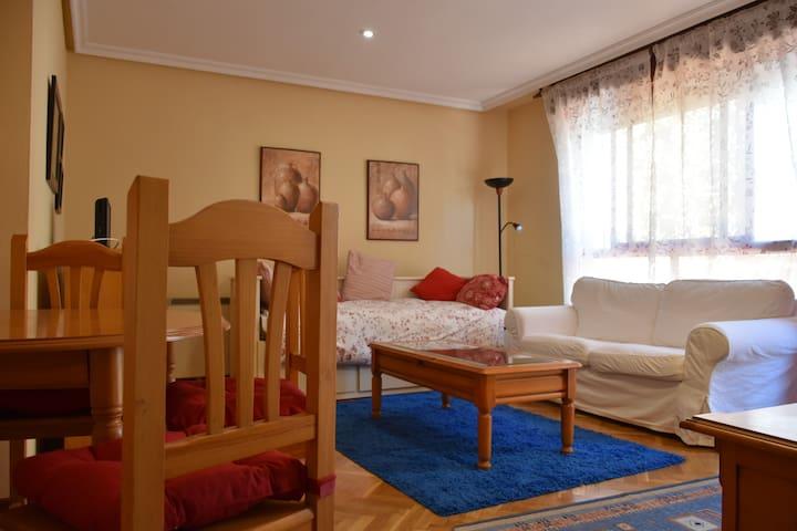 Apartamento con amplia terraza. Oviedo