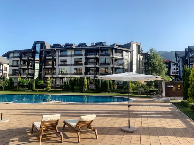 Luxury apartment in Aspen Golf Bansko