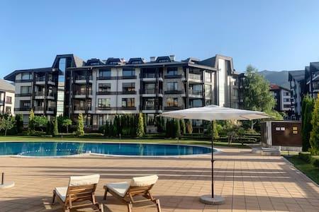 Luxury apartment in Aspen Golf Bansko