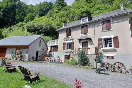 Charmante maison au coeur des Pyrénées