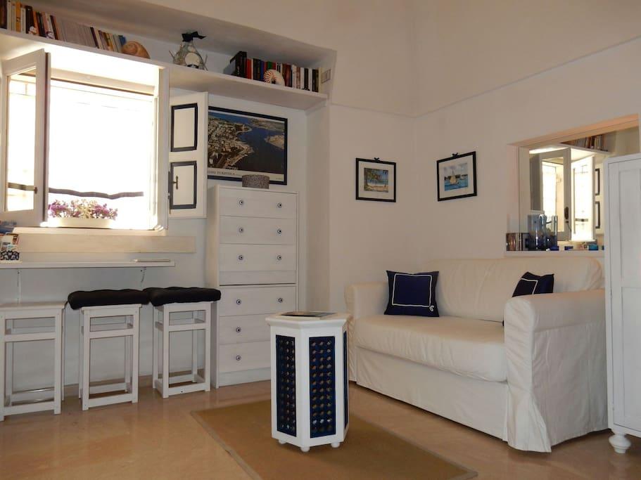 Salottino-Livingroom