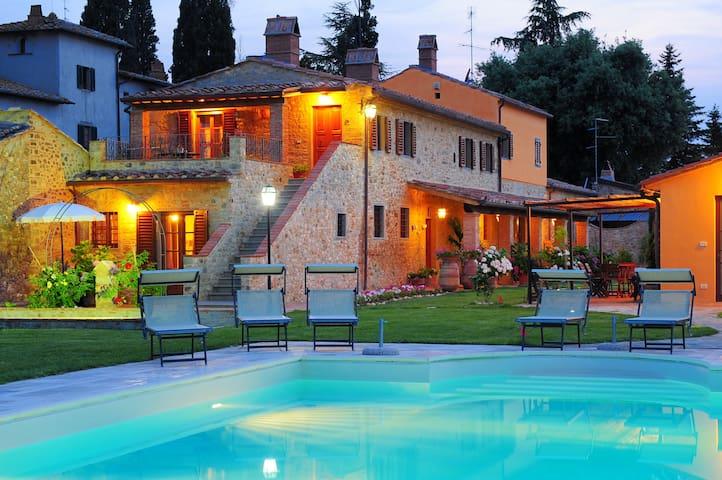 Villa for exclusive use in Arezzo - Arezzo - Villa