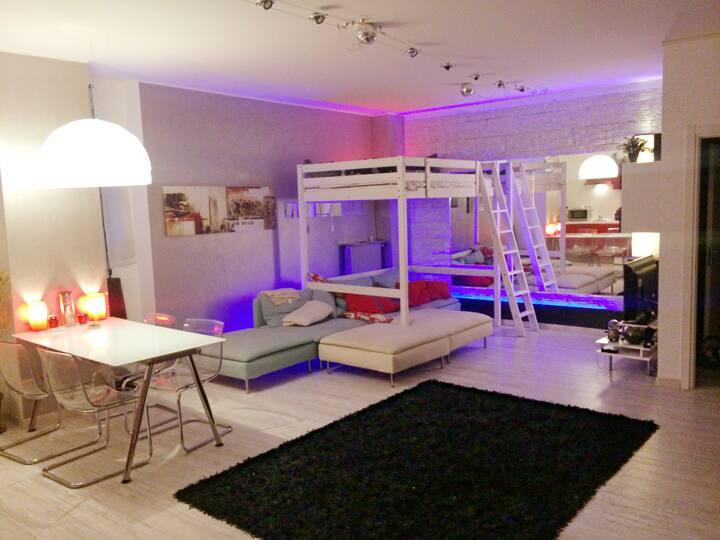 Beautiful Studio-Loft, North Milan