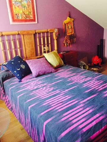 Duplex en zona tranquila - Castellanos de Moriscos - Apartamento