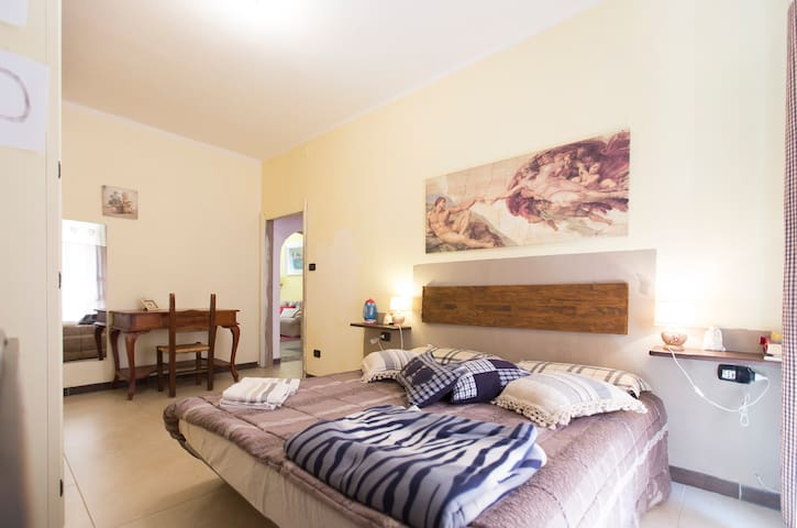 Lovely apartment in city center - Sassari - Departamento