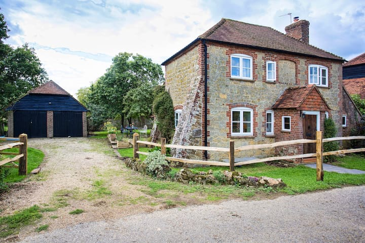 Beautiful detached period cottage - Northchapel - House