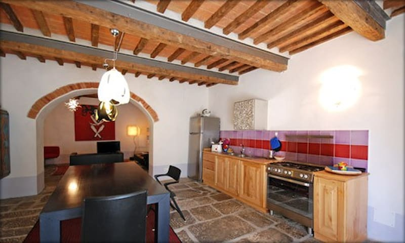 Casa Vacanze in Maremma - Murci - Apartamento