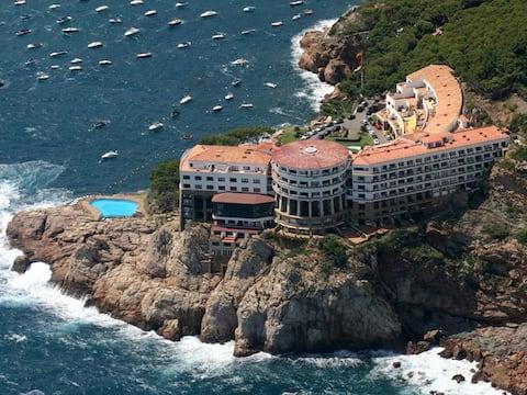 Apartamento con encanto en Cap Sa Sal