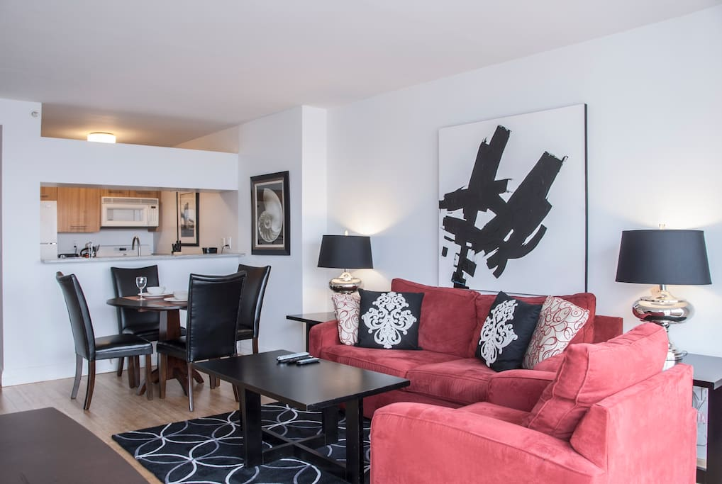 Furnished 1 Bedroom Apt In Chelsea Nyc Apartments For