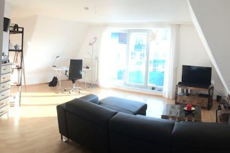biete moderne 2-Raumwohnung für schöne Tage in HGW - 格賴夫斯瓦爾德(Greifswald) - 公寓