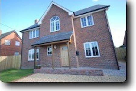 Tuppence Cottage - Shalfleet - Rumah