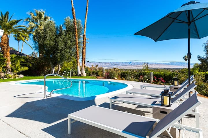 Haven on the Hill - Palm Springs - House