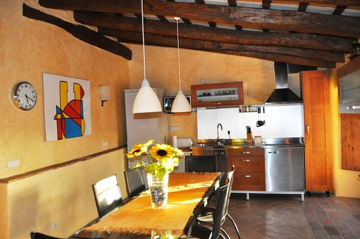 CAN FELIP - Penthouse (18th c.) - Palafrugell - Appartement