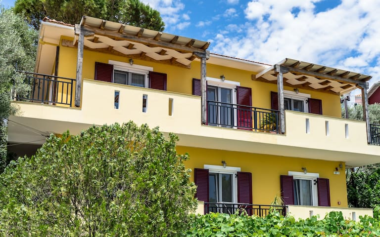 Villa Captain Fotis - Vasiliki - Lejlighed