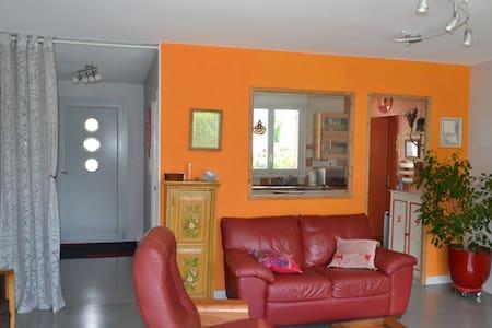 Maison cosy proche de Nantes - Thouaré-sur-Loire