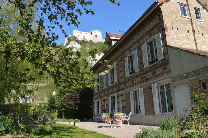 Le Clos du Château - Les Andelys - House